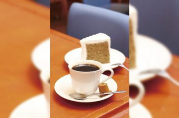 西堀ローサの地下街で厳選豆のコーヒーを