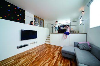 「光熱費が少なくて、子供たちが元気に遊べる家」 【憧れのハウス訪問】
