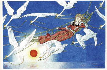 誰もが知っている童話を 蕗谷虹児の挿絵で見る