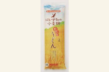 新潟産小麦を50%使用した新商品が登場!