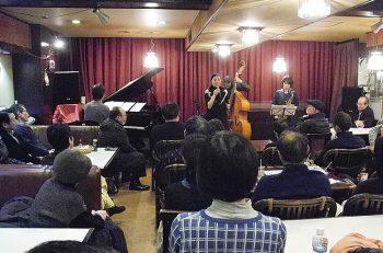 新潟市中心街のあちこちで一日中ジャズライブが楽しめる!
