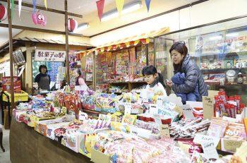 なつかしぃー! 思わず感涙。新津の商店街に、3世代で楽しめる新名所が誕生!