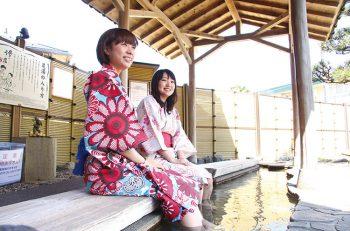 新潟県内オススメ足湯14選。座ってるだけですぐにポカポカ。