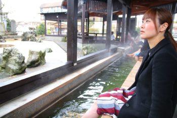 美人の湯として愛される 【気ままに温泉ひとり旅】