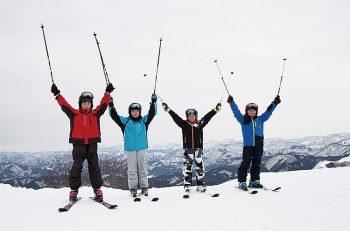 今年はスキーセンターをリニューアル! お得で楽しいイベントも満載 !!