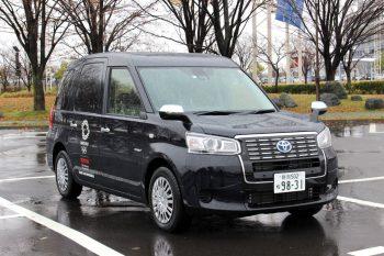 おもてなし装備が満載のタクシー専用車【試乗インプレッション】
