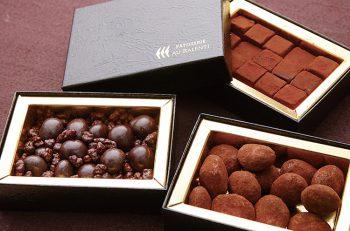 世界各地の厳選したカカオ豆で作るチョコ