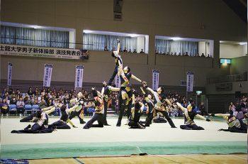 日本トップクラスの迫力ある演技は必見です!