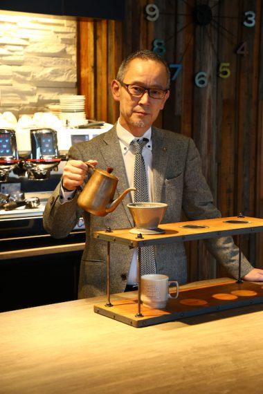 01・三田 伸也さん(SUZUKI COFFEE)