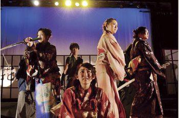 話題の総合剣術演舞集団、待望の第二回公演は裏切り御免の幻術舞台!
