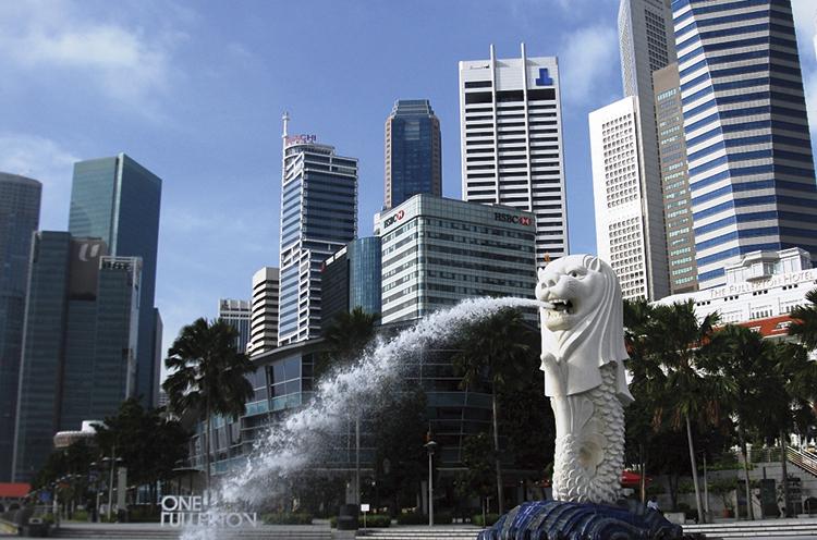 東南アジアの代表的都市 シンガポール