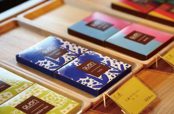 上古町のチョコレート専門店。「ピュア」な味わいを楽しんで