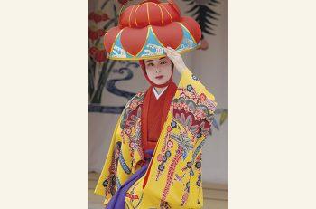 なかなか観られない「琉球舞踊」を楽しめる、またとない機会!
