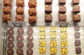 主役を引き立てるチョコレート作りで人気のお店