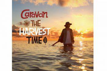 【動画あり】Caravan、約4年振りの新作『The Harvest Time』を携え、約5年振りのツアーに突入。