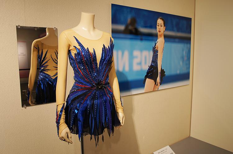 テレビの前で涙した人も多いであろうソチオリンピックのフリーでの衣装