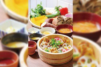 野菜が主役のレストランがオープン。美味しく食べて健康に!!