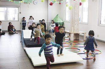 未来を生き抜く力を育てる幼児教育施設