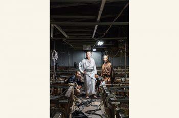 大植真太郎、森山未來、平原慎太郎によるダンスパフォーマンスシリーズの第3弾