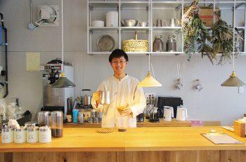 燕の人気カフェ、ツバメコーヒーが万代にできました