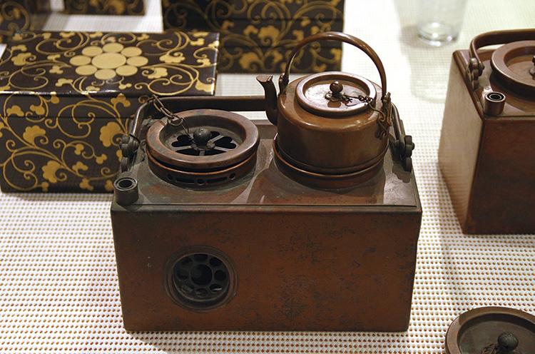 明治時代に使われていた酒燗器
