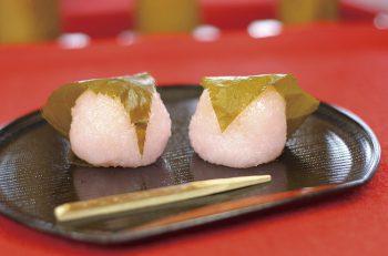 ごままんじゅう、さくら餅、醤油だんご。新発田城址公園近くの和菓子屋さん3軒ご紹介