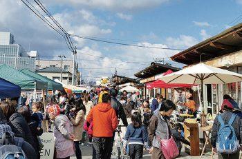 『沼垂テラス商店街 朝市』が今年も開催。「日曜朝活」で充実した休日を過ごそう!