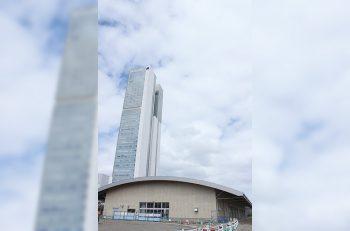 万代島多目的広場が誕生! その名は「大かま(おおかま)」。その名前の由来は?