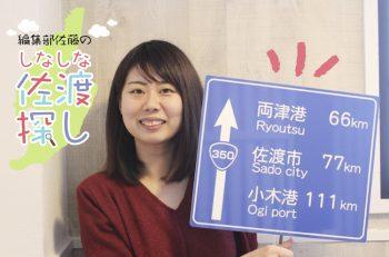 佐渡を盛り上げよう!と新潟市で活動中!