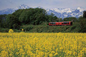 「雪月花」で、贅沢&おいしい列車旅を体験してきました!