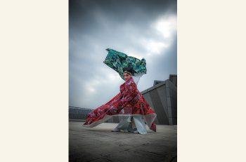 中国伝統演劇「崑劇(こんげき)」を、日本の伝統様式の空間・能楽堂で!