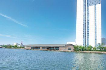 万代島多目的広場『大かま』が誕生! 3月10日(土)、11日(日)は、お披露目イベントも開催