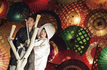 加茂市で開催される「あかりの結婚式」への参加カップルを大募集!