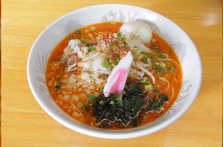 正宗・担々麺(900円)