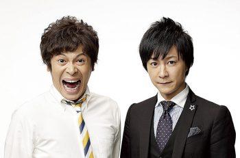 人気お笑いコンビ、流れ星が全国ツアーで新潟へ!