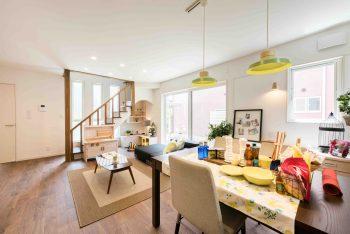 6ヵ月の暖房費がわずか4万円で暖かくなる家
