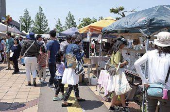 150名のプロ工芸作家が大集結!長岡で大規模なクラフトフェアを開催