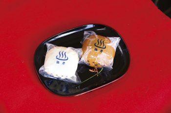 弥彦公園〜駅〜神社…。エリア一帯がお花見スポット。弥彦は和菓子屋さんもいっぱい!