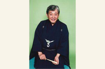 若者にも人気の落語家・柳家喬太郎が、能楽堂で独演会を開催