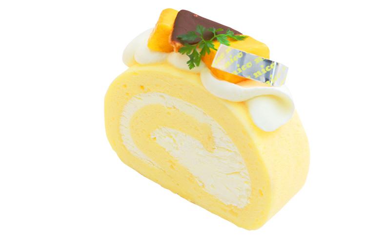 【村上市】お菓子屋さんnicoの『チーズロール』