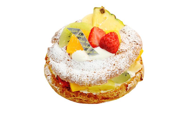 【村上市】お菓子屋さんnicoの『パリブレスト』