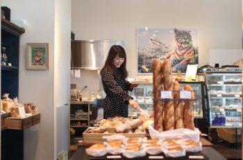 しょこら亭の新店が ボー・デコール内に登場。カフェスペースもあるよ。