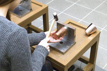 【燕市】オリジナルの純銅ビアカップを作ろう!