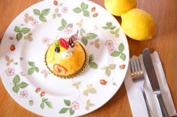 これもロールケーキ!? 3種類のロールを使ったケーキなんです!