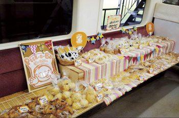 【南魚沼市】人気のパン屋さんが集まったパン列車がガタゴト走る♪(ホントは静かにピューっと走る?)