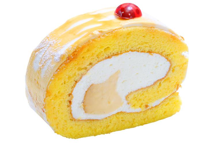 【新潟市中央区】パティスリーイスィの『ミルクキャラメルプリンロール』