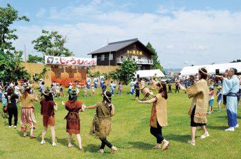 【十日町】火焔型土器が出土した笹山遺跡で行なわれる「縄文イベント」