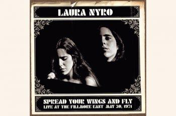 【第1回】『飛翔~ライヴ・アット・フィルモア・イースト』ローラ・ニーロ