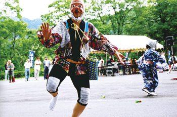 【阿賀町】この祭りでしか見られない伝統芸能「七福ひょっとこ踊り」は必見!!