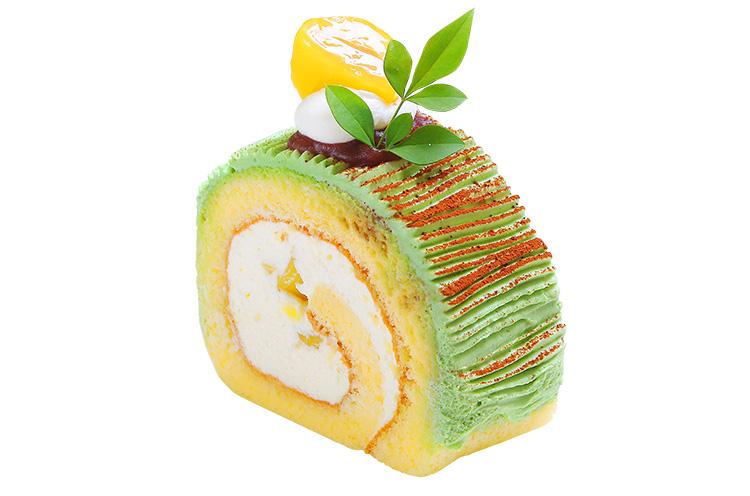 【新潟市中央区】メールネージュの『抹茶てぃらみすろーる』